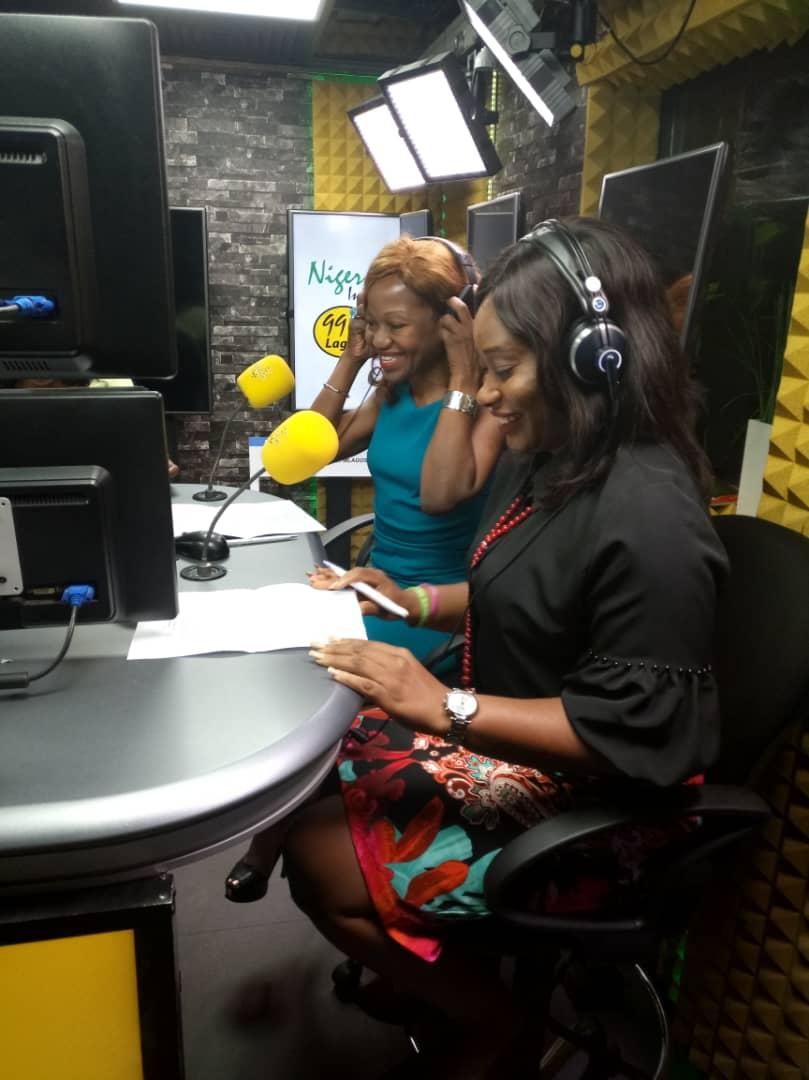 Nigeria Radio Studio