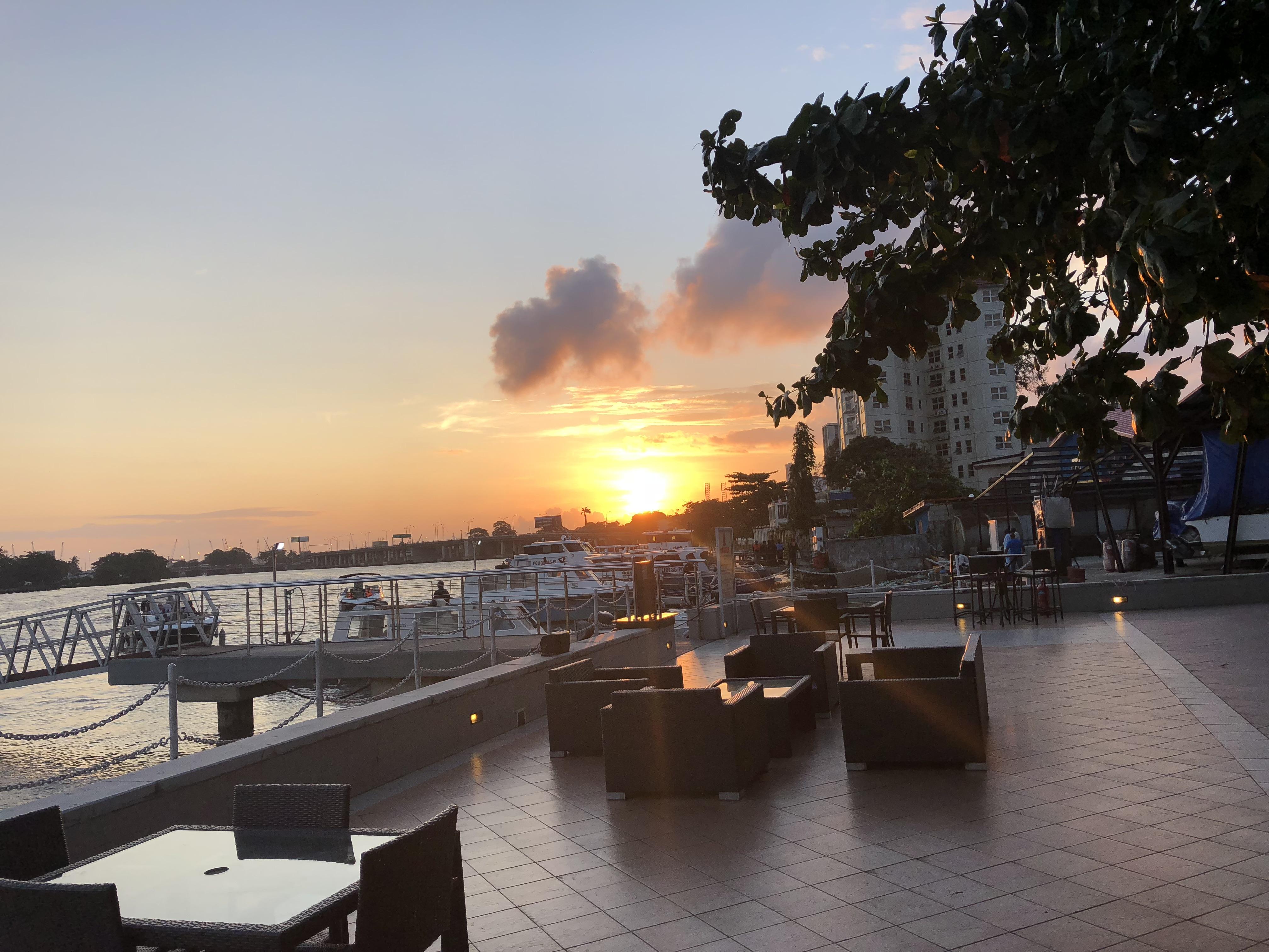 Nigerian Sunset