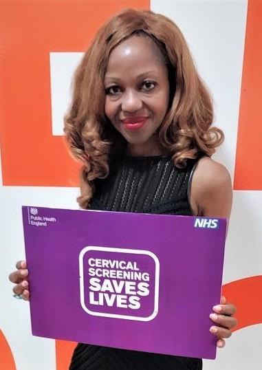 Adeola Olaitan - cancer screening saves lives