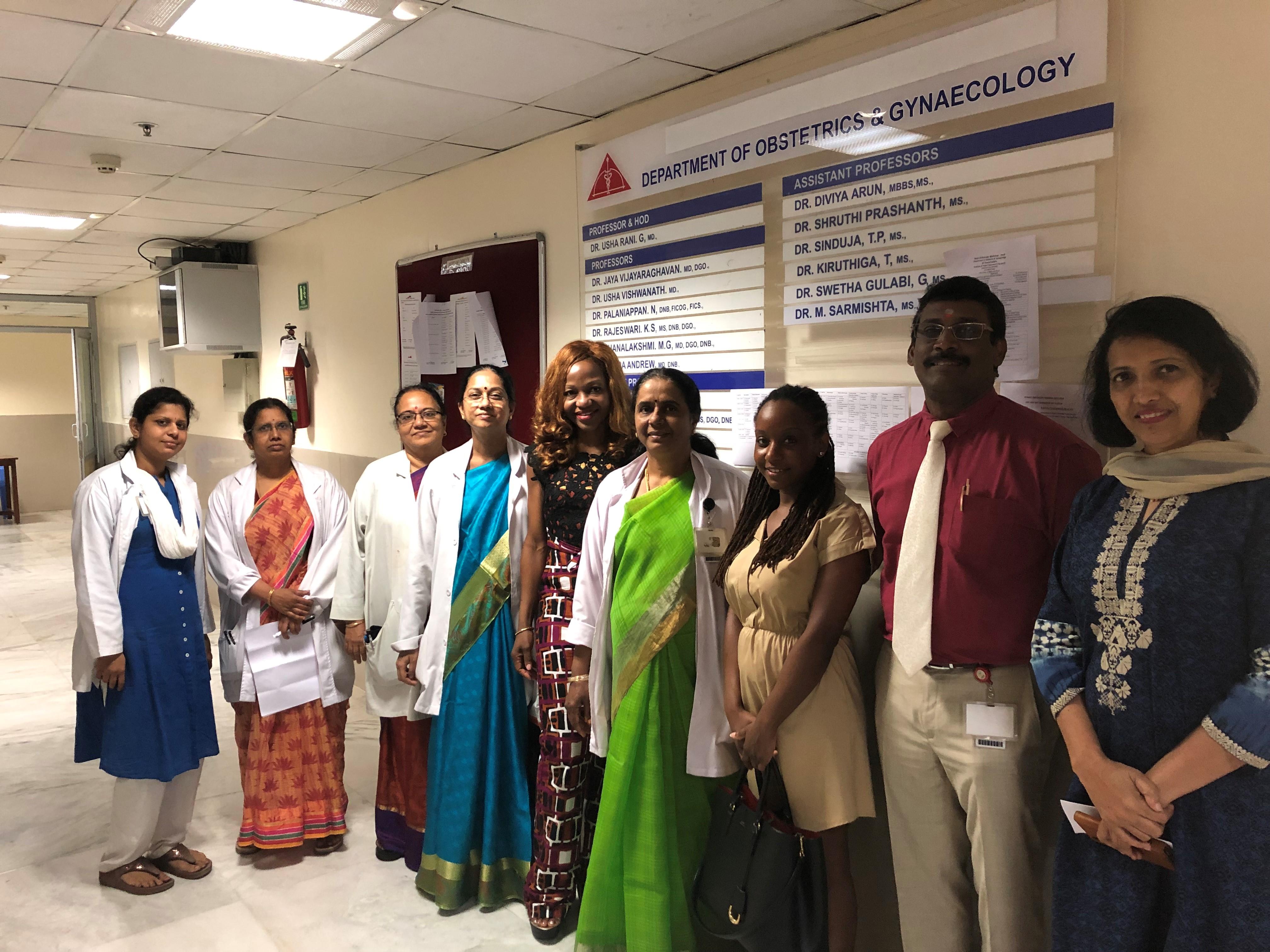 india hospital group